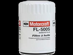 Фильтр масляный FL500S Ford F-150 5.4L