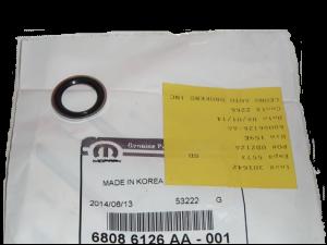 Прокладка возвратной трубки кондиционера Dodge Ram 1500 5.7