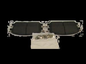 Колодки тормозные задние Dodge Ram 2500
