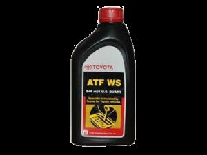 Масло для АКПП Toyota ATF-WS 946ml