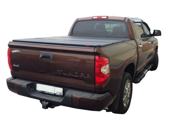 Крышка жесткая трехсекционная Toyota Tundra Crewmax