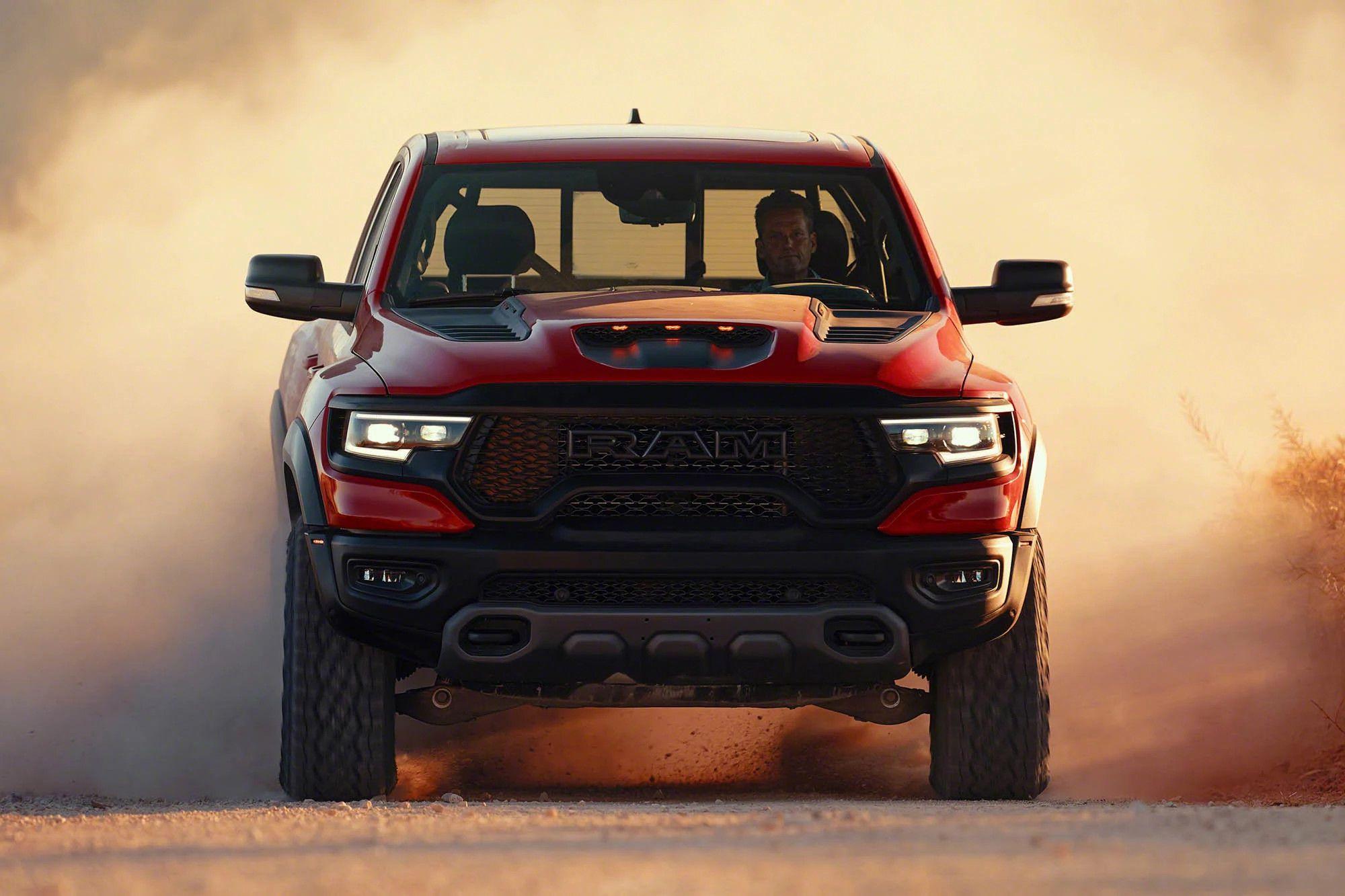 RAM TRX 2021